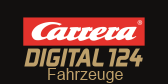Carrera Digital 124 Fahrzeuge