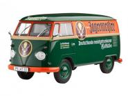 Revell 07076 VW T1 Kastenwagen Jägermeister Maßstab 1:24