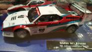 Carrera 30799 Sondermodell BMW M1 40 Jahre idee und spiel (110-20178)
