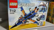 LEGO® Creator Power Jet 38030047