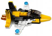 LEGO® Creator MINI Düsenjet 38030040
