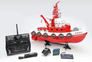 Carson 500108005 Feuerlöschboot 2.4GHz, 100% RTR