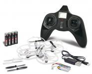 Carson 500507059 X4 Micro Quadcopter Spy 100% RTF 2,4GHz