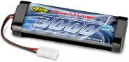 Carson 500608022 Akku Racing Pack 7,2V/3000 mAh NiMH