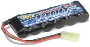 Carson 500608103 Akku Pack 7,2V/1400mAh NiMH für Carson X 18 Pro BL Mini