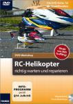 DVD RC Helikopter richtig warten und reparieren 9783645650380 65038