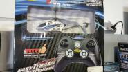 Carson 500507124 Helikopter Easy Tyrann 180 Polizei IR 100% RTF