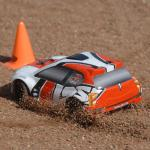 4WD Rally Car-Intl: Orange/Weiss 1/24 LOSB0241IT2