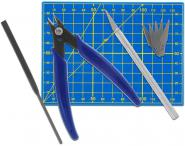 Plastik-Modellbau Werkzeug Set