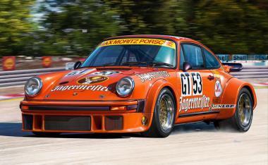 """Revell 07031 Porsche 934 RSR """"Jägermeister"""" 1:24"""