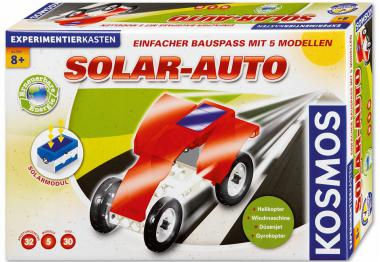 KOSMOS Experimentierkasten Solar-Auto Sonderangebot