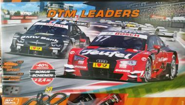 Carrera 62438 Go!!! DTM Leaders Startset (mit ca. 40% extra Schienen) Schnäppchen