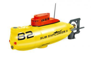 RC Mini U-Boot Explorer II Sonderangebot
