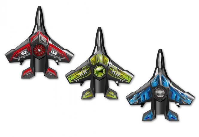 Silverlit Space Griffin - Flugzeug