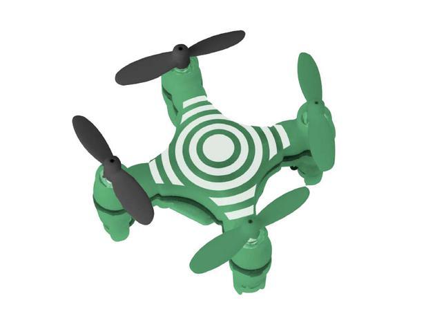 Revell 23932 Quadkopter Proto Quad grün Sonderangebot