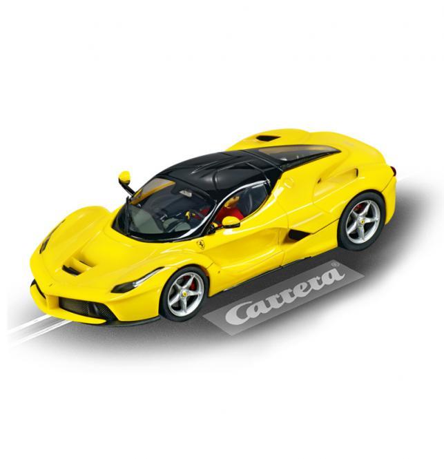 Carrera 27458 La Ferrari gelb