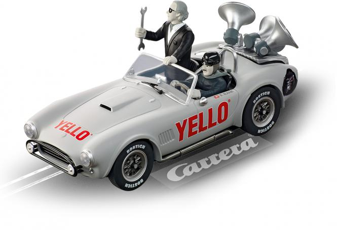 Carrera 30655 Shelby Cobra 289 1963 Yello Limited Edition 2013 Sonderangebot