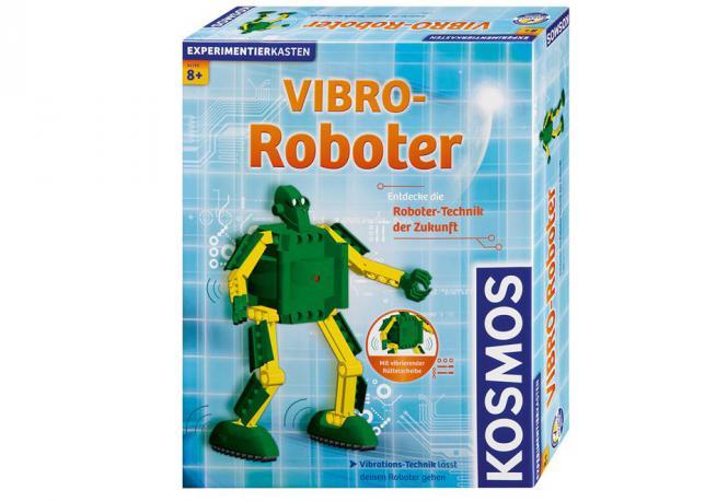KOSMOS Experimentierkasten VIBRO-Roboter Sonderangebot