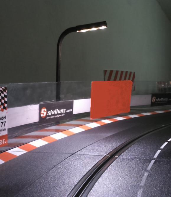 peitschenlampen bausatz f r autorennbahn 3er set silber modellbau remscheid carrera rc. Black Bedroom Furniture Sets. Home Design Ideas
