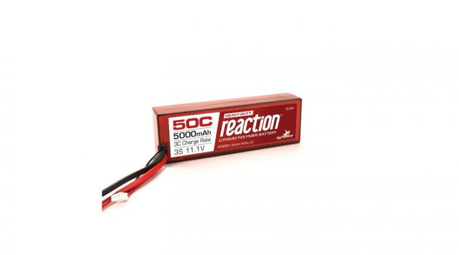 Dynamite Reaction 3S 11,1V 5000mAh 50C DYNB3811EC