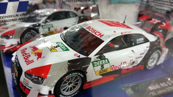Carrera 30761 Audi RS5 DTM 25 Jahre DTM Norisring Limited Edition 2016