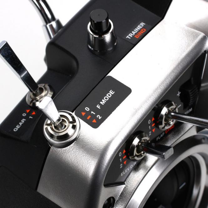 spektrum dx8 nur sender mode 1 4 spmr8800eu modellbau carrera rc spielwaren spielzeug. Black Bedroom Furniture Sets. Home Design Ideas