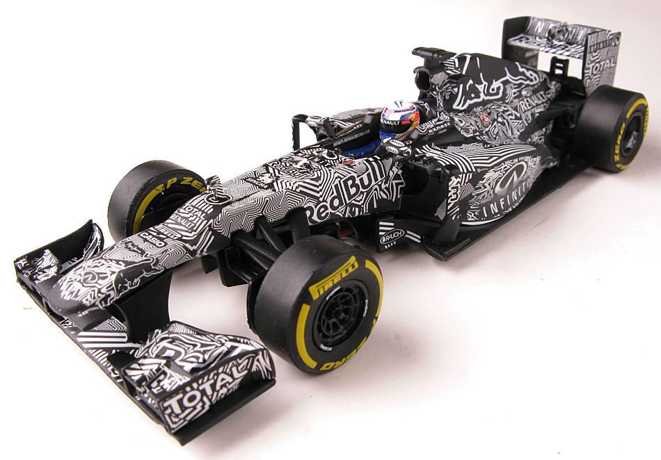 Carrera 30729 Infiniti Red Bull Racing \